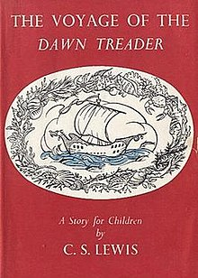 the voyage of the dawn treader wikipedia