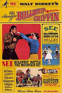 <i>The Adventures of Bullwhip Griffin</i> 1967 film by James Neilson