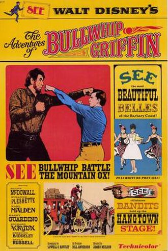 The Adventures of Bullwhip Griffin - Image: The Adventures of Bullwhip Griffin