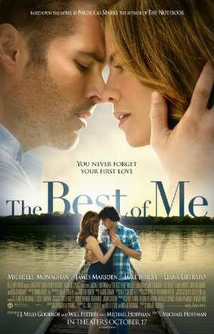 The Best of Me (film) - Theatrical release poster