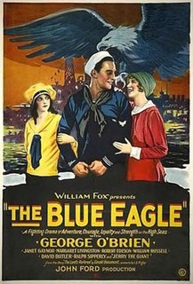 <i>The Blue Eagle</i> 1926 film