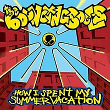 The Bouncing Souls - How I Spent My Summer Vacation cover.jpg