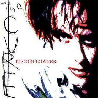 Bloodflowers - Image: The Cure Bloodflowers