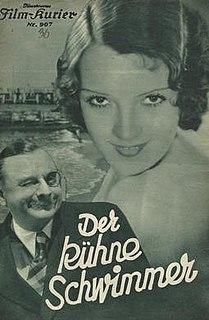 <i>The Daring Swimmer</i> 1934 film