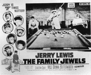 The Family Jewels (film) - Image: The Family Jewels film poster