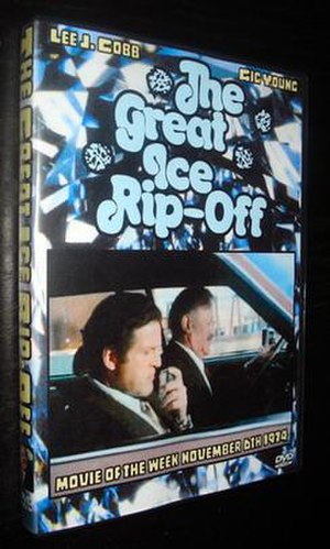 The Great Ice Rip-Off - DVD cover