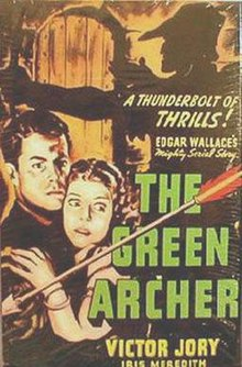 The Green Archer movie