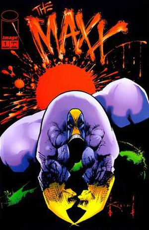 The Maxx - Image: The Maxx cover 1