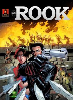 The Rook (comics) - Image: The Return of an American Legend The Rook
