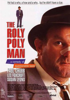 The Roly Poly Man - Australian poster for the 1994 release