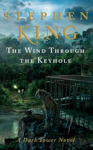The Dark Tower: The Wind Through the Keyhole - Cover of the Scribner trade edition