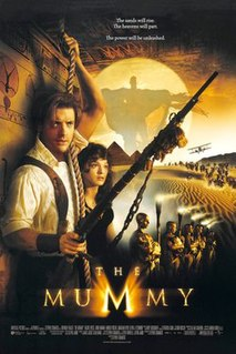 1999 adventure film directed by Stephen Sommers