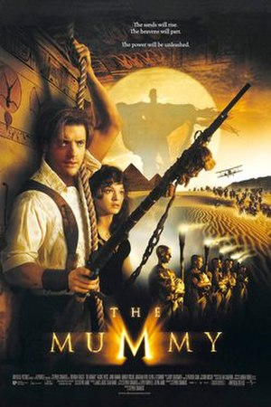The Mummy (1999 film) - Theatrical release poster