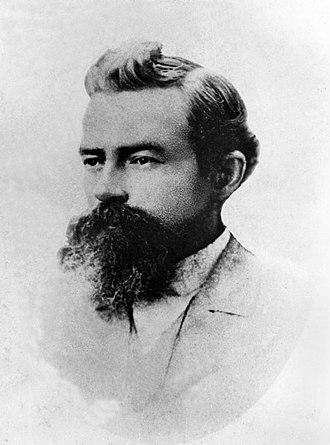 Theophilus Parsons Pugh - Brisbane about 1870