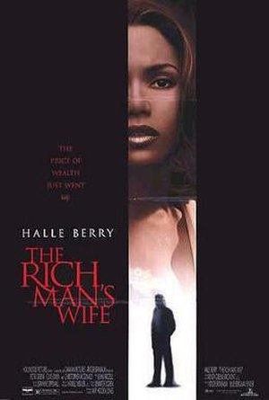 The Rich Man's Wife - Original poster