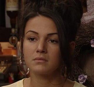 Tina McIntyre Fictional character from Coronation Street