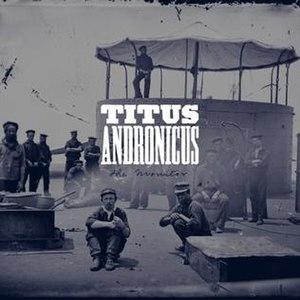 The Monitor (album) - Image: Titus andronicus The Monitor album cover
