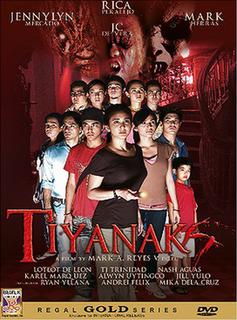 <i>Tiyanaks</i> 2007 film by Mark A. Reyes