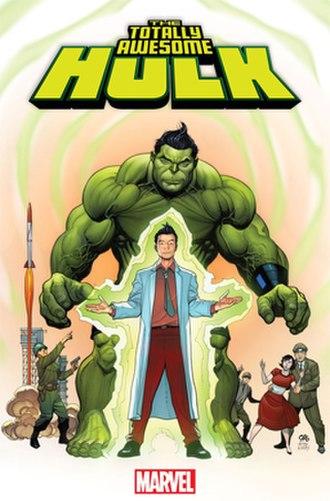 Amadeus Cho - Image: Totally Awesome Hulk