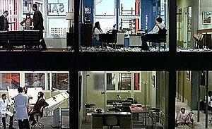 Tout Va Bien - The factory set in Tout va bien