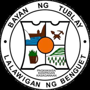 Tublay, Benguet - Image: Tublay Benguet