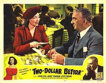 Two-Dollar Bettor