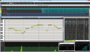 Vocaloid 4 full version interface