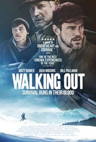 Walking Out - Film poster