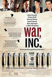 War Inc Logo