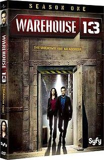 <i>Warehouse 13</i> (season 1) season of television series