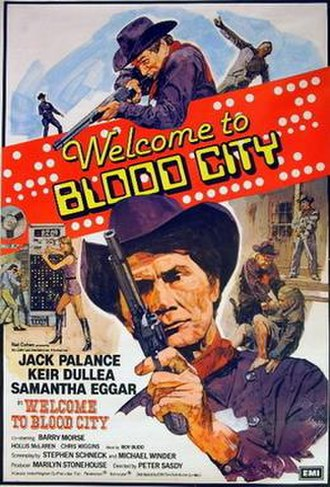 Welcome to Blood City - Image: Welcome to Blood City
