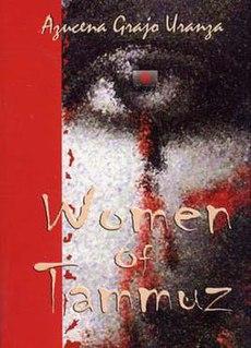 <i>Women of Tammuz</i> book by Azucena Grajo Uranza