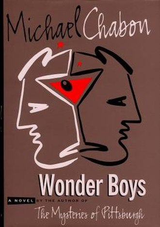 Wonder Boys - First edition cover