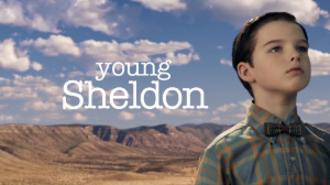 Young Sheldon - Image: Young Sheldon title card