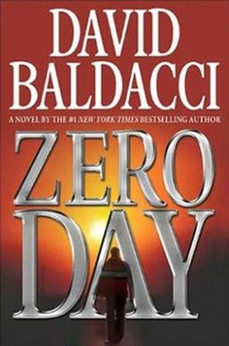 Zero Day (Baldacci novel) - Image: Zero day baldacci bookcover