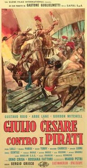 Julius Caesar Against the Pirates - Image: 1962 giulio cesare contro i pirati