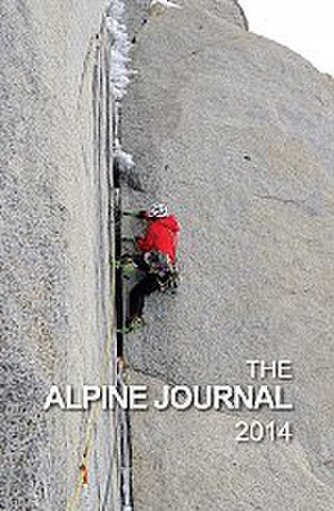 Alpine Journal - Image: 2015 cover Alpine Journal