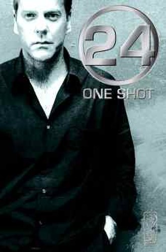 24: One Shot - Image: 24 one shot cover