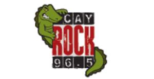ZFKS-FM - Image: 96.5 Cay Rock logo