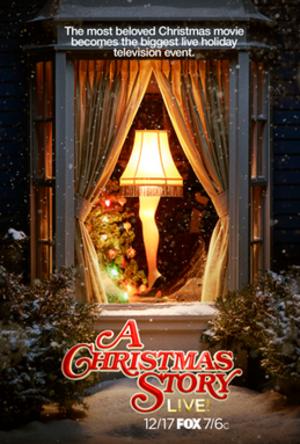 A Christmas Story Live! - Image: A Christmas Story Live