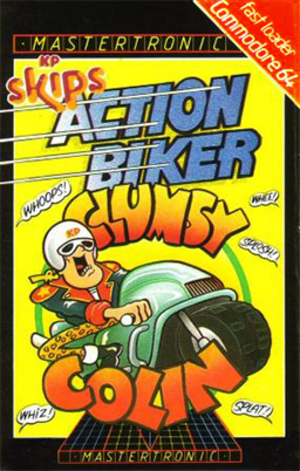 Action Biker - Image: Action Biker Coverart