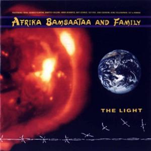 The Light (Afrika Bambaataa album) - Image: Afrika Bambaataa The Light album