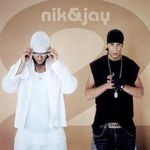 2 (Nik & Jay album) - Image: Album 2 by nik jay