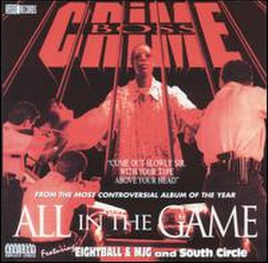 All in the Game (album) - Image: All in the Game