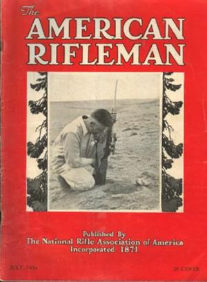 American Rifleman - Image: American Rifleman cover