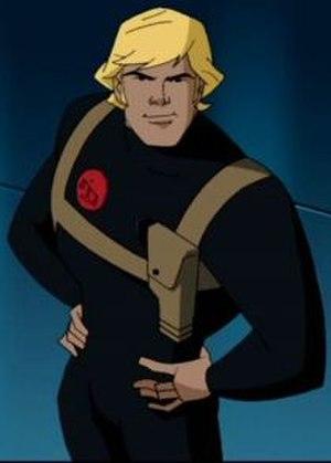 Nemesis (DC Comics) - Image: Animated Nemesis