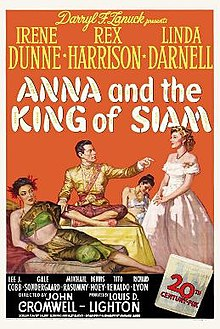 Anna and the King of Siam (film) - Wikipedia, the free encyclopedia