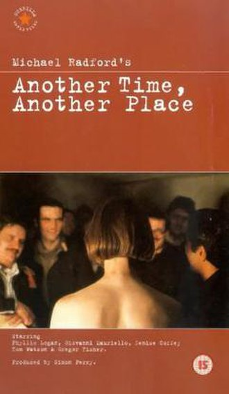 Another Time, Another Place (1983 film) - Image: Another Time, Another Place (1983 film)