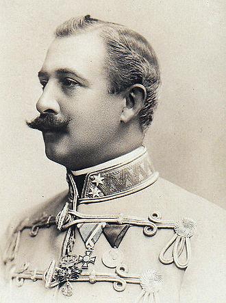 Archduke Otto of Austria (1865–1906) - Image: Archduke Ottoof Austria