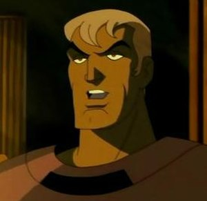 Ares (DC Comics) - Ares in Justice League Unlimited